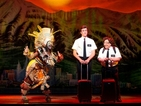 The Book of Mormon film is something we want to do, say Matt Stone and Trey Parker