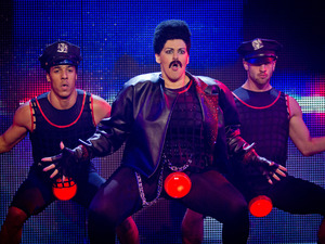 Jodie Prenger on Let's Dance for Comic Relief