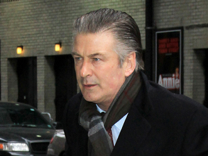 Alec Baldwin, Ed Sullivan Theatre for 'The Late Show' with David Letterman