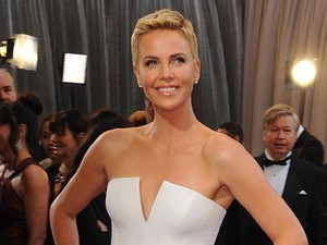 Charlize Theron, Oscars 2013