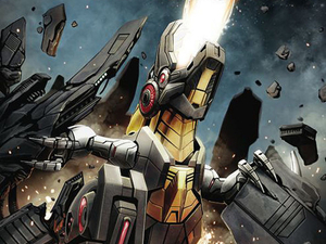 Transformers Prime: Beast Hunters cover design