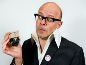 Harry Hill Foldable Me