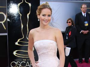 Jennifer Lawrence, 85th Annual Academy Awards Oscars, Arrivals, Los Angeles, America - 24 Feb 2013
