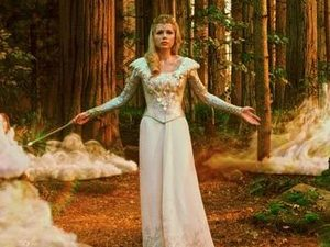 Oz the Great and Powerful, Michelle Williams