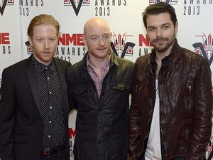 2013 NME Awards: Biffy Clyro