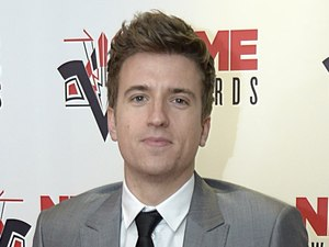 2013 NME Awards: Greg James
