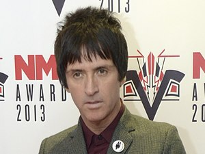 2013 NME Awards: Johnny Marr