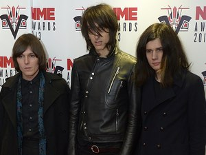 2013 NME Awards: The Horrors