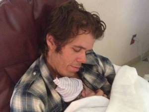 Perez Hilton welcomes baby boy
