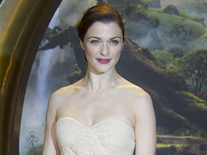 Rachel Weisz, 'Oz the Great and Powerful' film premiere, London