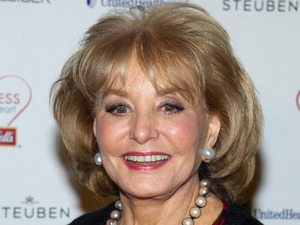 Barbara Walters attends Woman&#39;s Day magazine&#39;s Eight Annual Red Dress Awards in New York, Tuesday, Feb. 8, 2011.