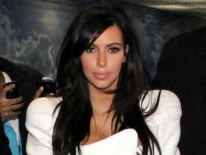 Kim Kardashian arrives at Charles de Gaulle Airport.