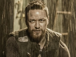 James McAvoy (Macbeth) in Macbeth, Trafalgar Studios