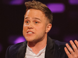 Olly Murs appears on The Graham Norton Show