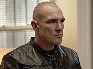 Vinnie Jones stars as M in 'Elementary'