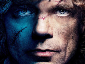 Game of Thrones - season 3 poster: Tyrion