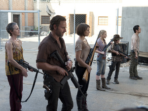 The Walking Dead S03E11: &#39;I Ain&#39;t a Judas&#39;