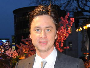 Zach Braff, 'Oz the Great and Powerful' film premiere, London