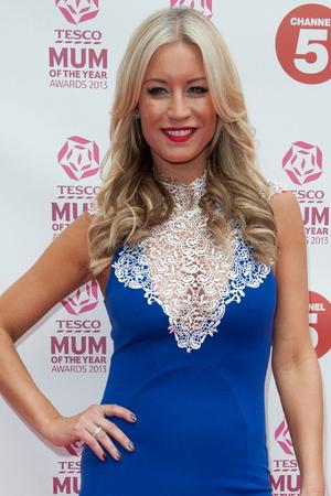 Tesco Mum of the Year Awards: Denise Van Outen.