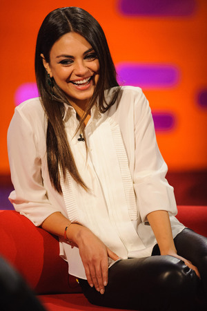 Mila Kunis appears on The Graham Norton Show