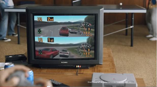Sony Xperia Z advert harks back to glory days