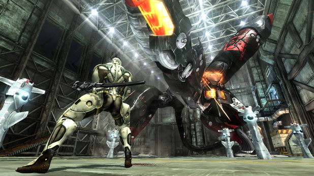 'Metal Gear Rising: Revengeance' DLC