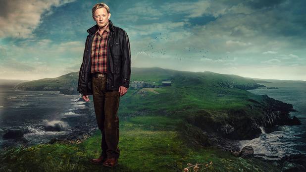 Douglas Henshall as Jimmy Perez in 'Shetland'