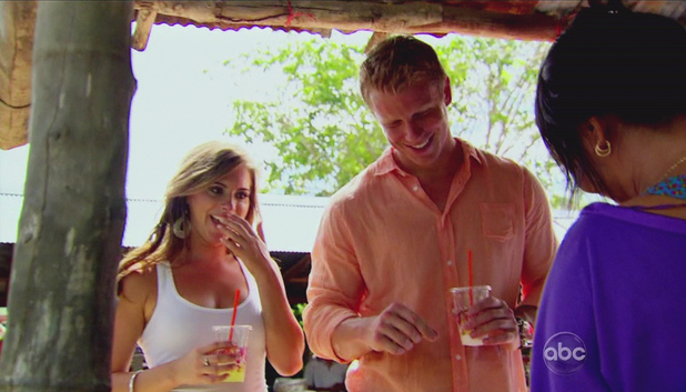 'The Bachelor' Week 8: Sean and Lindsay