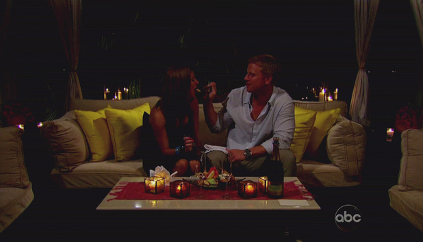 'The Bachelor' Week 8: Sean and AshLee