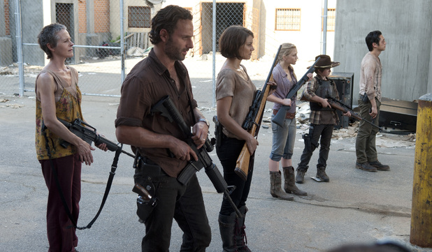 The Walking Dead S03E11: 'I Ain't a Judas'
