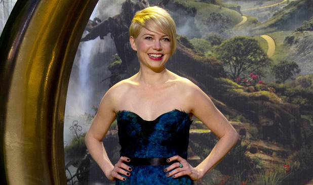 Michelle Williams, 'Oz the Great and Powerful' film premiere, London