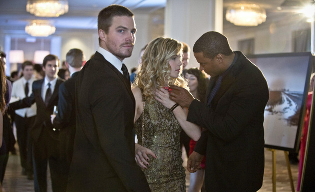 Arrow S01E15: 'Dodger'
