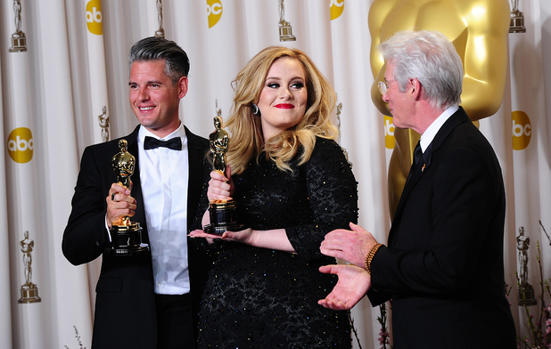 Adele, Paul Epworth (Best Original Song, 'Skyfall')