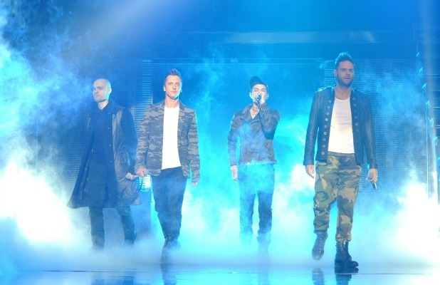 5ive at the Big Reunion Concert, Hammersmith Apollo, London