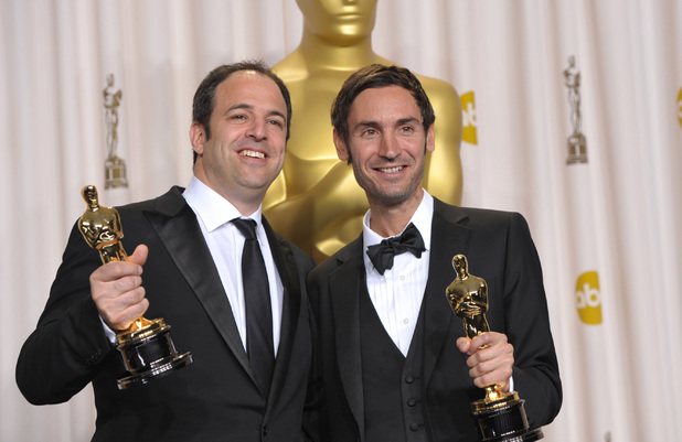Oscars 2013: Documentary Feature: Simon Chinn and Malik Bendjelloul (Searching For Sugar Man)