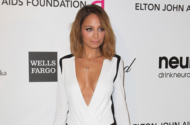 Nicole Richie, 85th Annual Academy Awards Oscars, Elton John AIDS Foundation Party, Los Angeles