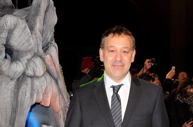 Sam Raimi arriving for the UK premiere of 'Oz The Great and Powerful' in London