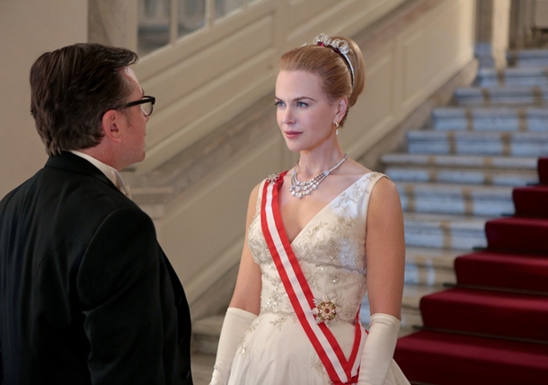 Nicole Kidman as Grace Kelly/Princess Grace of Monaco: First official image