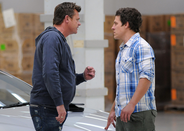 Brax agrees to do a deal with Adam to save Darcy.