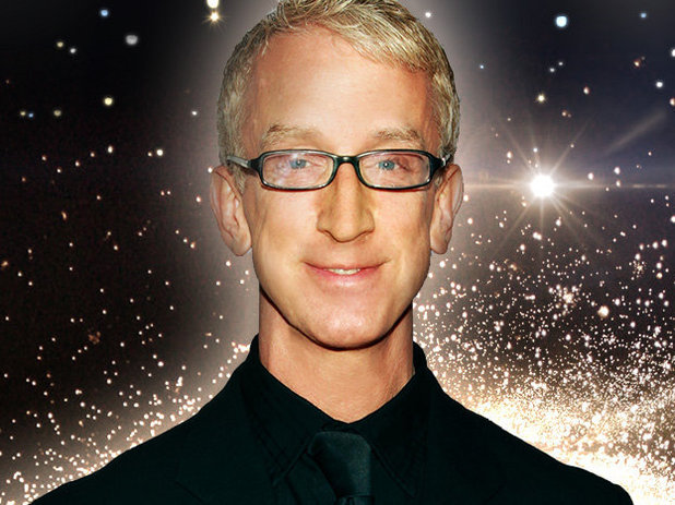 Dancing With The Stars Season 16 cast: Andy Dick