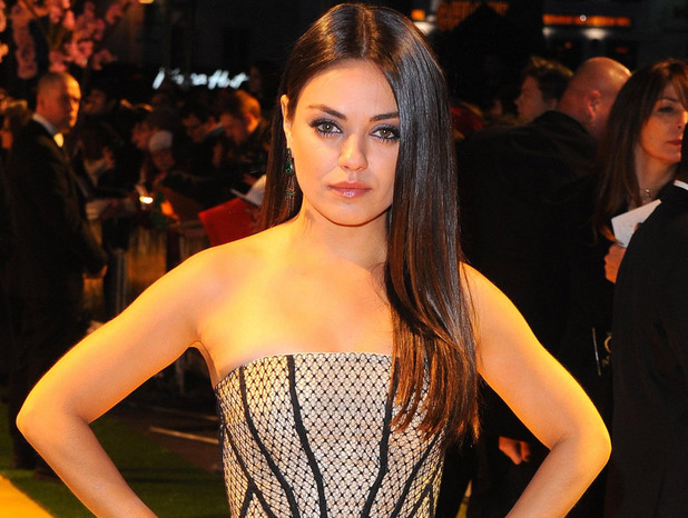 Mila Kunis arriving for the UK premiere of 'Oz The Great and Powerful' in London