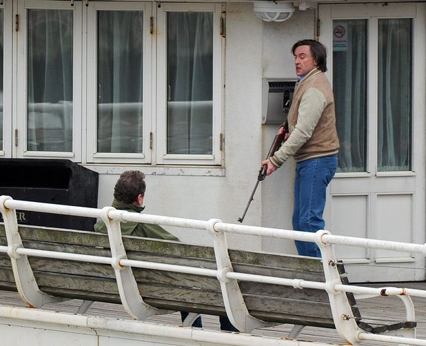 Movies alan partridge movie cromer pier
