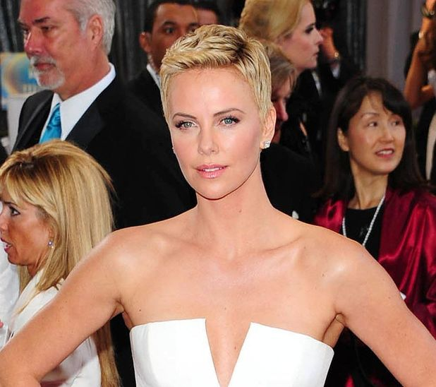 Charlize Theron, 85th Annual Academy Awards Oscars, Arrivals, Los Angeles, America - 24 Feb 2013