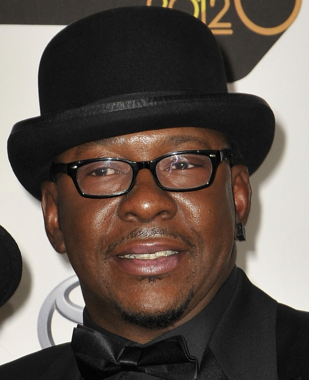 Bobby Brown - Soul Train Awards 2012