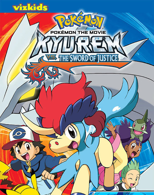 Pokemon the Movie: Kyurem vs. the Sword of Justice