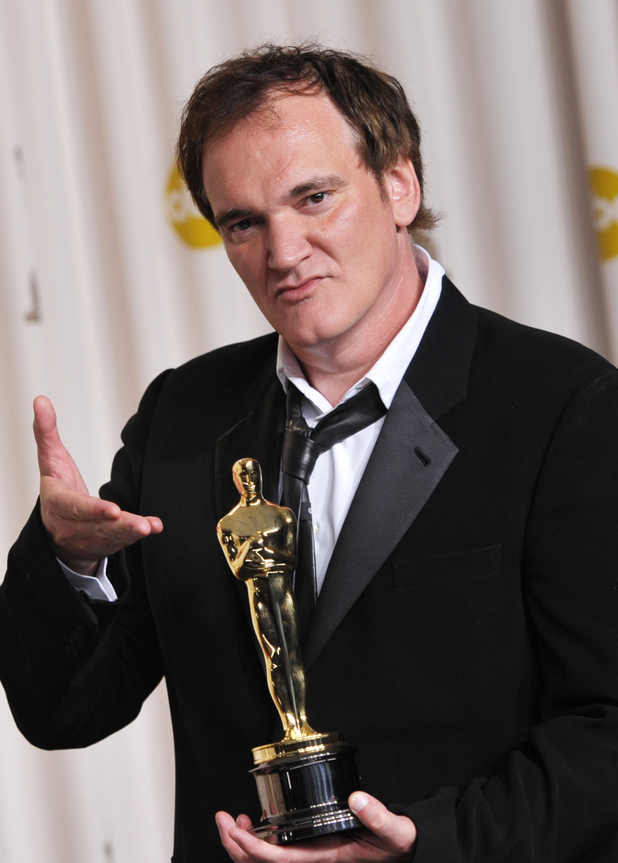 Quentin Tarantino (Django Unchained)