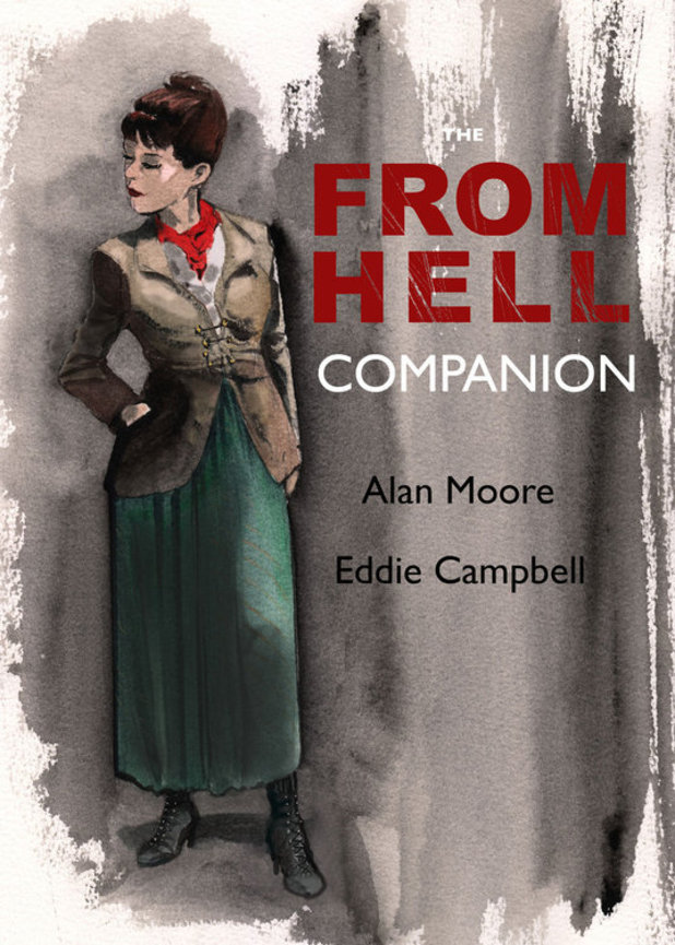 'The From Hell Companion' artwork