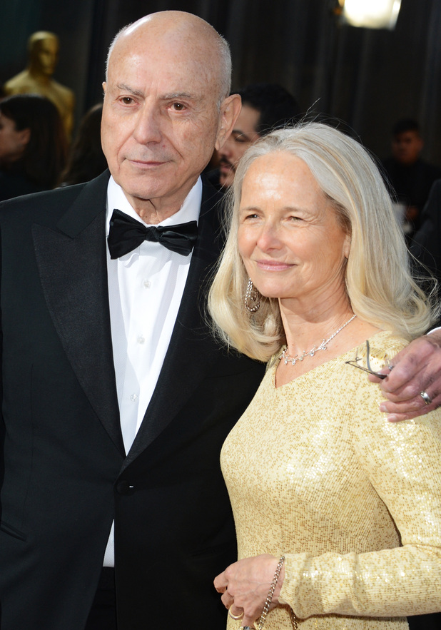 Alan Arkin, Suzanne Newlander Arkin