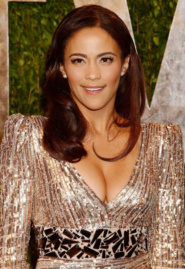 Paula Patton, Vanity Fair Oscars 2013 party