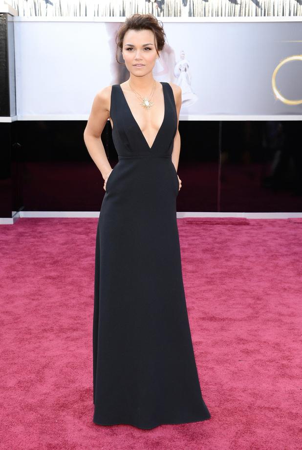 Samantha Barks, Oscars 2013